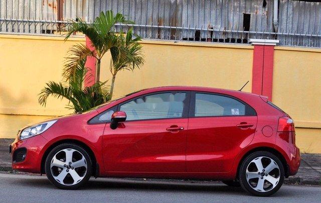 Cần bán lại xe Kia Rio 1.4AT sản xuất 2013, xe nhập, còn mới, động cơ ổn định0