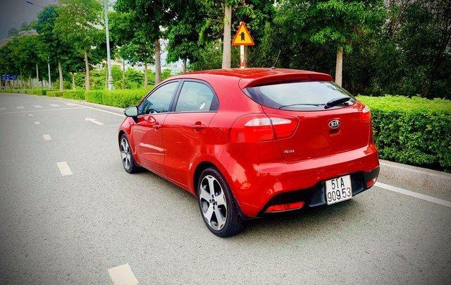Cần bán gấp Kia Rio năm sản xuất 2014, nhập khẩu nguyên chiếc, xe chính chủ1