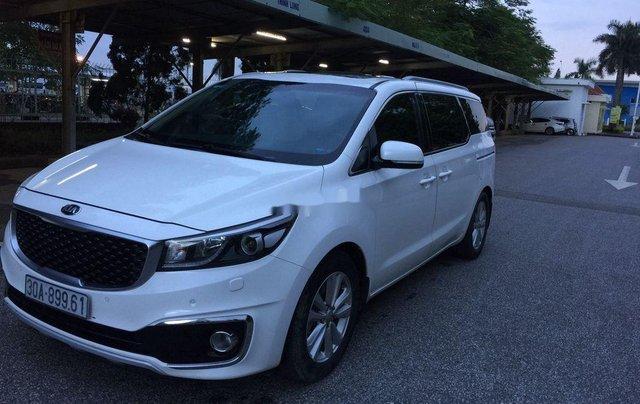 Cần bán xe Kia Sedona sản xuất năm 2015, nhập khẩu nguyên chiếc2
