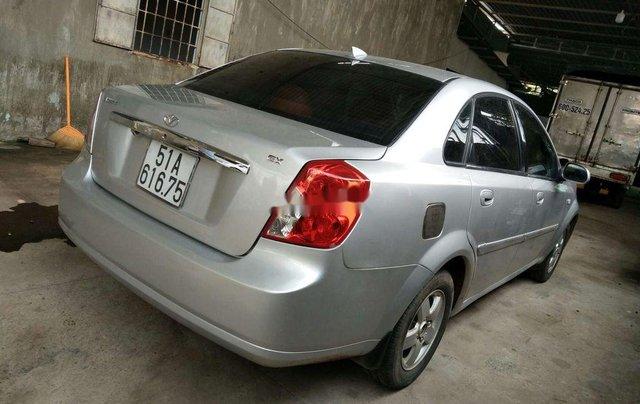 Bán ô tô Daewoo Lacetti năm sản xuất 2004, màu bạc5