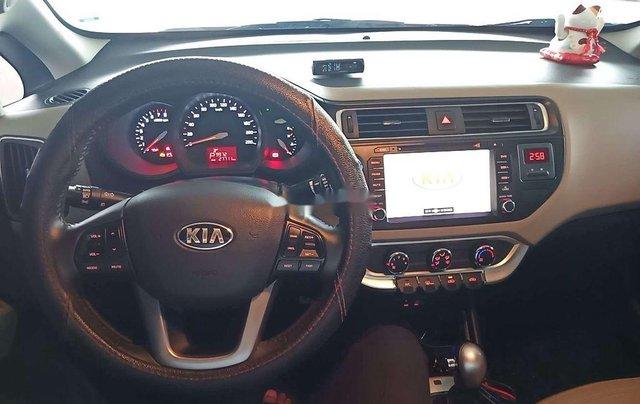 Cần bán lại xe Kia Rio 1.4AT năm sản xuất 2017, nhập khẩu, giá thấp3