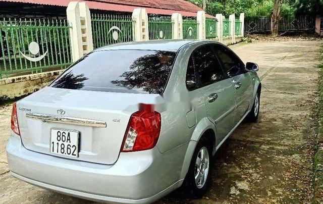 Xe Daewoo Lacetti sản xuất năm 2009, nhập khẩu nguyên chiếc, xe còn mới6