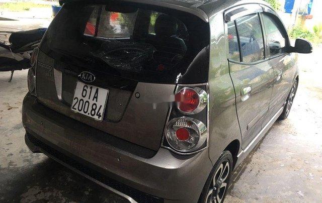 Cần bán gấp Kia Morning sản xuất năm 2009, xe nhập còn mới6
