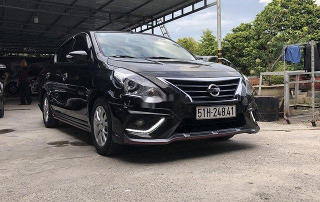 Bán ô tô Nissan Sunny năm 2019, màu đen như mới, giá 445tr4