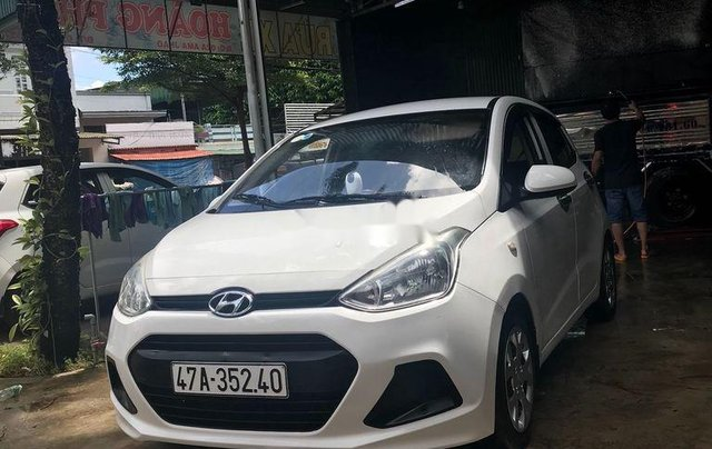 Xe Hyundai Grand i10 năm sản xuất 2014, xe nhập, giá tốt, giá thấp, xe còn mới4