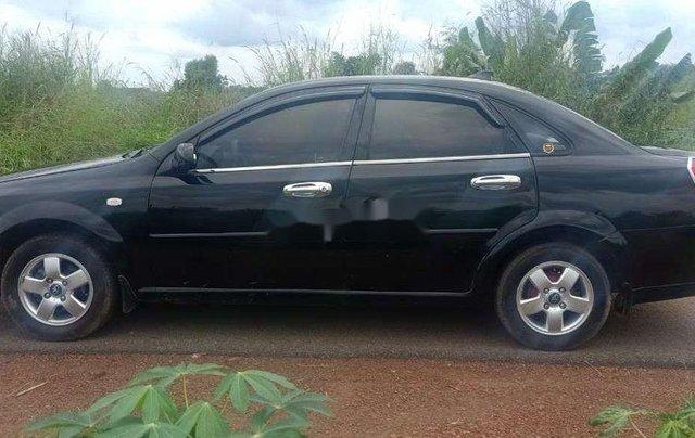 Bán Daewoo Lacetti năm sản xuất 2009, chính chủ sử dụng xe màu đen11