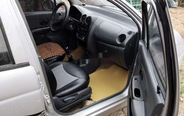 Bán ô tô Daewoo Matiz sản xuất năm 2005, màu bạc, nhập khẩu, giá tốt4