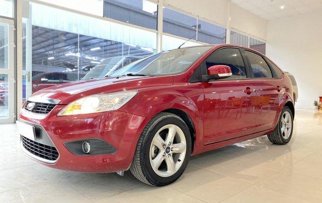 Bán ô tô Ford Focus đời 2013, màu đỏ2