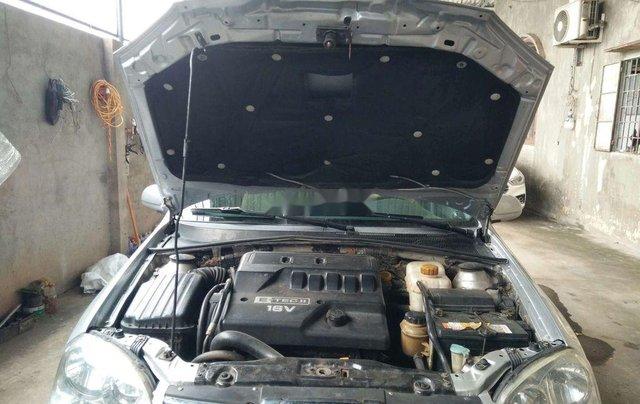 Bán ô tô Daewoo Lacetti năm sản xuất 2004, màu bạc4
