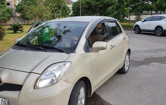 Xe Toyota Yaris sản xuất năm 2010, xe nhập, còn mới, hoạt động tốt7