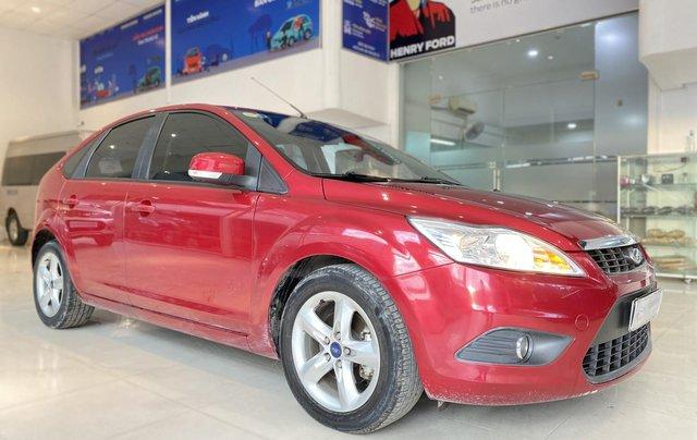 Bán ô tô Ford Focus đời 2013, màu đỏ1