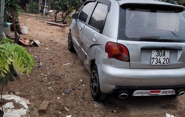 Bán ô tô Daewoo Matiz sản xuất năm 2005, màu bạc, nhập khẩu, giá tốt2