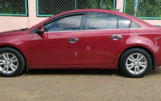 Chính chủ bán ô tô Chevrolet Cruze đời 2017, màu đỏ, xe nhập