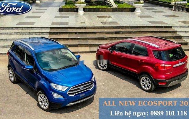Cần bán xe Ford Ecosport 1.5L AT Titanium năm sản xuất 2020, giao nhanh2