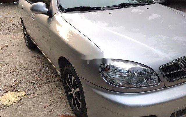 Cần bán Daewoo Lanos đời 2004, màu bạc, nhập khẩu nguyên chiếc4
