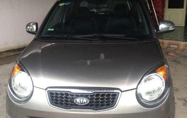 Cần bán gấp Kia Morning sản xuất năm 2009, xe nhập còn mới2