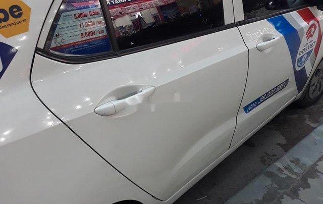 Bán Hyundai Grand i10 đời 2016, màu trắng, xe nhập0