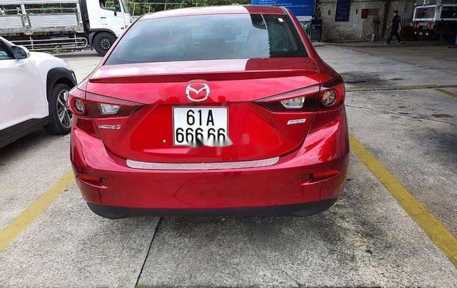 Cần bán lại xe Mazda 3 đời 2019, màu đỏ1