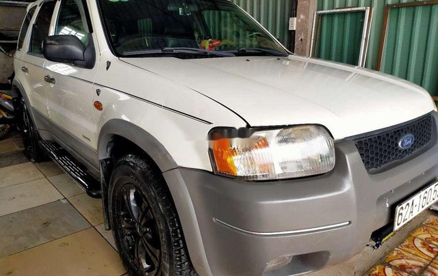 Bán Ford Escape năm sản xuất 2003, màu trắng0