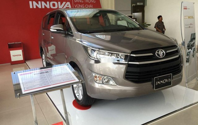 Bán ô tô Toyota Innova đời 2020, nhập khẩu nguyên chiếc1