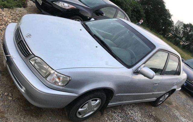 Bán Toyota Corolla sản xuất năm 2000, màu bạc, nhập khẩu 1