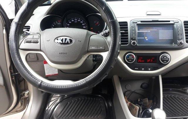 Hot bán xe Kia Morning sản xuất năm 2016 gia đình sử dụng, còn mới, động cơ hoạt động tốt3