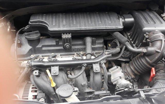 Hot bán xe Kia Morning sản xuất năm 2016 gia đình sử dụng, còn mới, động cơ hoạt động tốt7