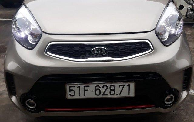 Hot bán xe Kia Morning sản xuất năm 2016 gia đình sử dụng, còn mới, động cơ hoạt động tốt0