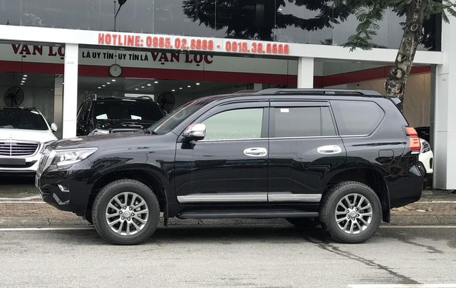 Bán gấp Toyota Prado VX 2.7L 2019 - 2 tỷ 420 triệu11