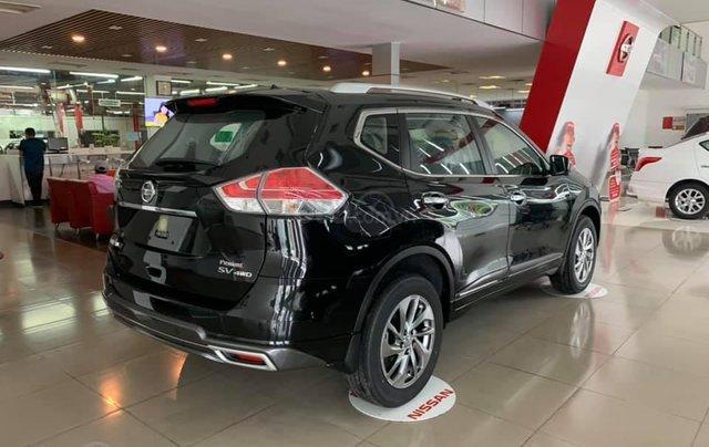 Cần bán nhanh với giá thấp chiếc xe Nissan X-Trail 2.0 màu đen, sản xuất năm 2020, giao nhanh1
