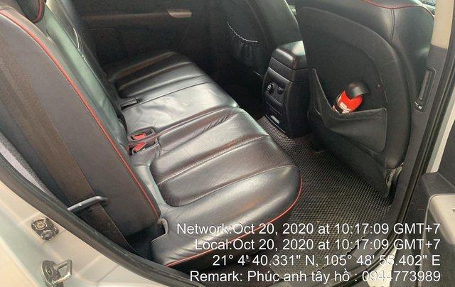 Hyundai Santa fe bản MLX 3 vùng điều hoà 6