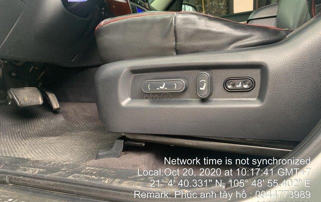 Hyundai Santa fe bản MLX 3 vùng điều hoà 9