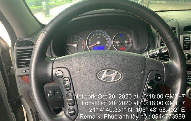 Hyundai Santa fe bản MLX 3 vùng điều hoà 11