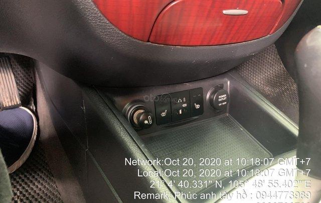 Hyundai Santa fe bản MLX 3 vùng điều hoà 12