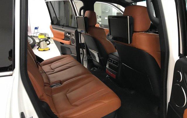 Bán Lexus LX 570 trắng nội thất da bò xe sản xuất 2016 đăng ký cá nhân siêu đẹp7