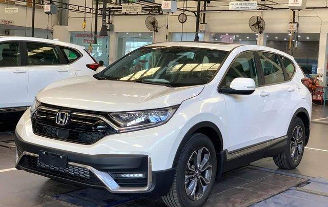 Honda Ôtô Thanh Hóa, giao ngay Honda CR-V 1.5L, màu trắng, giá cực sốc1
