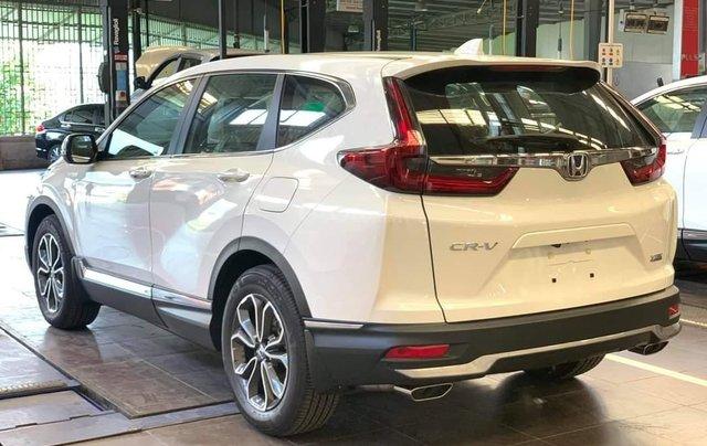 Honda Ôtô Thanh Hóa, giao ngay Honda CR-V 1.5L, màu trắng, giá cực sốc2