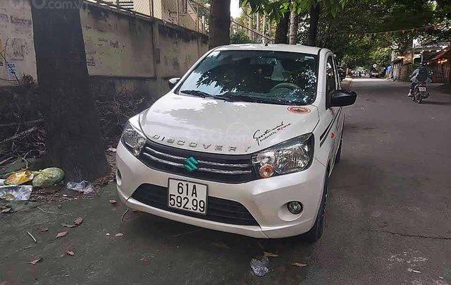Bán ô tô Suzuki Celerio năm 2018, màu trắng, nhập khẩu  0