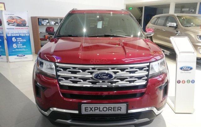 Ford Explorer ưu đãi khủng 320 triệu chưa từng có1