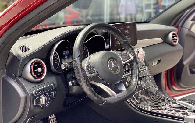 Mercedes C300 AMG 2017 đăng ký 2018 lướt 23.000km cực đẹp4