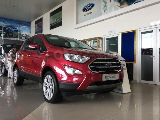 Ford Ecosport 2020 - Nâng cấp hiện đại, hàng ngàn ưu đãi hấp dẫn - quà tặng cực khủng, đủ màu giao ngay1