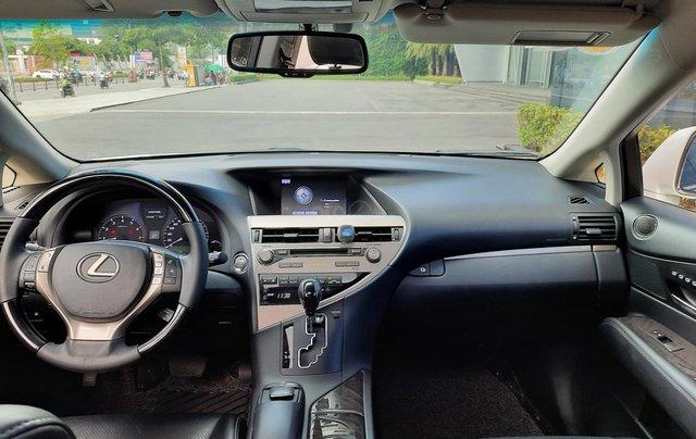 Bán Lexus RX350 V6 3.5 sản xuất 2013, đăng ký lần đầu 2014, màu trắng, nhập khẩu4