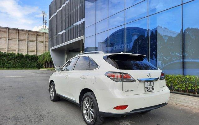 Bán Lexus RX350 V6 3.5 sản xuất 2013, đăng ký lần đầu 2014, màu trắng, nhập khẩu6