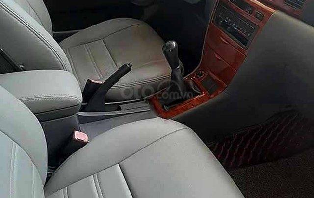Cần bán gấp Toyota Corolla Altis năm 2006, màu đen1