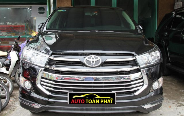 Xe Toyota Innova 2018 - 740 triệu0