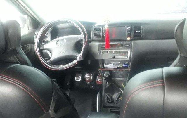 Bán ô tô Toyota Corolla Altis năm sản xuất 2005, màu đen 7