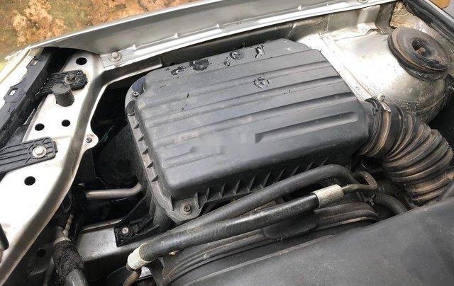 Bán ô tô Daewoo Lacetti sản xuất 2010, màu bạc, giá 158tr10