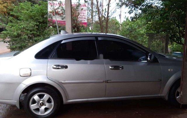 Bán ô tô Daewoo Lacetti sản xuất 2008, màu bạc chính chủ1