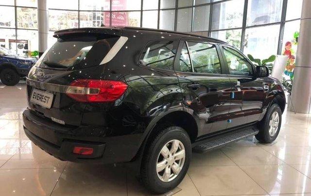 Cần bán Ford Everest Ambient MT, màu đen giao ngay, giảm giá 110 triệu năm 20193