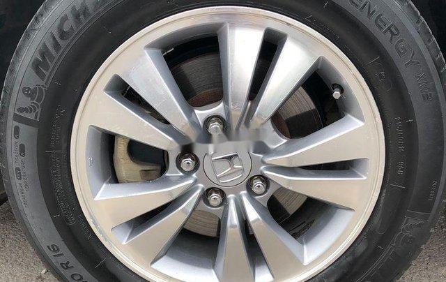 Cần bán lại xe Honda Accord đời 2010, màu đen, xe nhập5